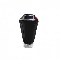 Pomo ergonomico ULTRA negro rugoso