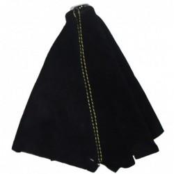 Funda de palanca negro costuras