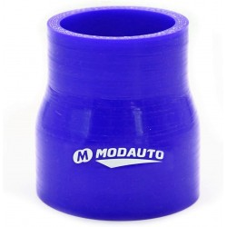 Reductor silicona 63-76mm azul