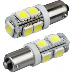 Bombillas Ba9 LED 9L Can-Bus