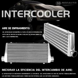 Intercooler 780 X 300 X 76 mm