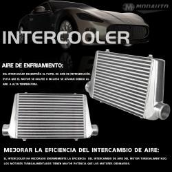 Intercooler  450x300x76mm