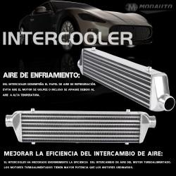 Intercooler 560 X 140 X 65 mm