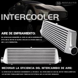 Intercooler 560 X 180 X 65 mm