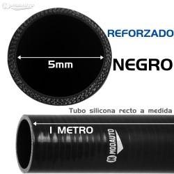 Tubo silicona reforzado 5mm...