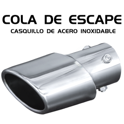 Cola de escape CUPRA 2 - 6570