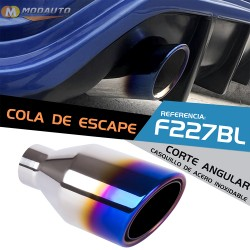 COLA DE ESCAPE TY-E209 AZUL