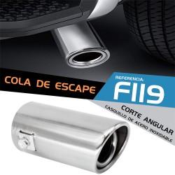 Cola de escape 6802