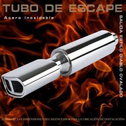 Tubo de escape 6012