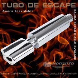 Tubo de escape 6013