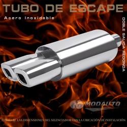 Tubo de escape 6004