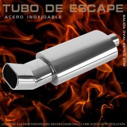 Tubo de escape 6006