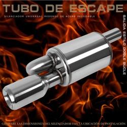 Tubo de escape B009