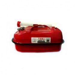 Deposito auxiliar combustible horizontal rojo