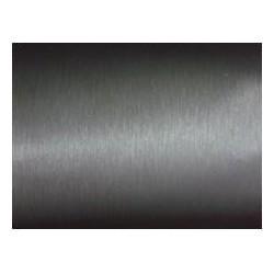 Vinilo adhesivo aluminio cepillado (152 cm)
