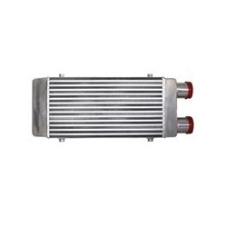 Intercooler salida doble lateral