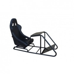 Playseat gd con Baquet cuero