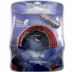 Kit cables audio MI-8